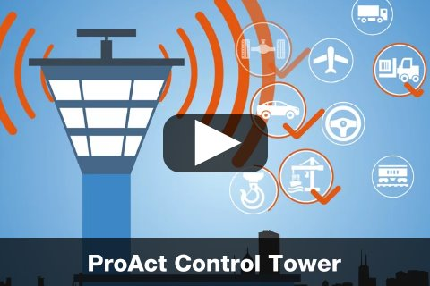 ProAct Control Tower Video